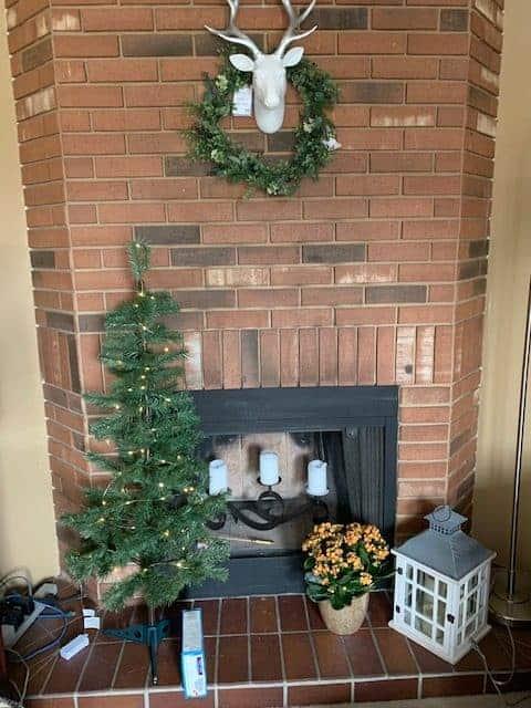 Fireplace Chimney Decorations