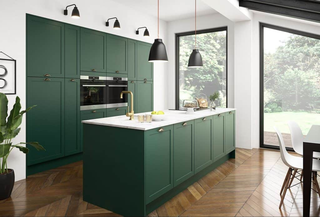green kitchen 1024x695 1